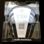 ヘッドホンレビュー ATH-T200